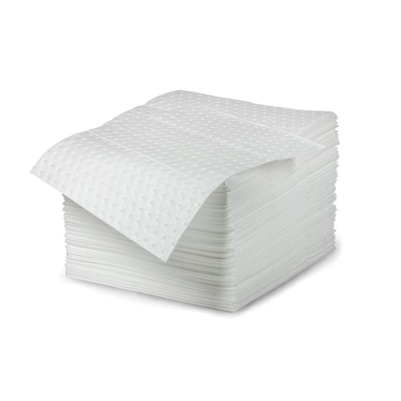 Padex 100 MP - Low-linting premium oil-only absorbent pads